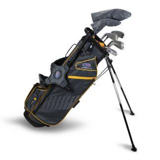 UL63-s 7 Club DV3 Stand Set, Grey/Gold Bag