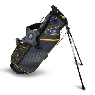 UL63-s Stand Bag/32 Inch, Grey/Gold Bag